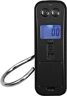 Travelon Micro Scale, Black (Black) - 12402 50