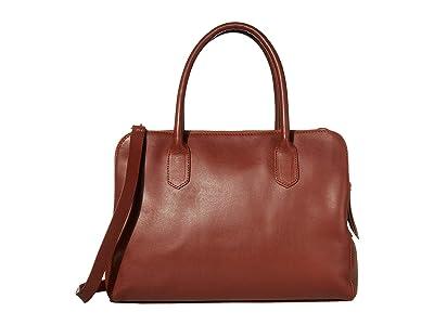 ABLE Meron Workbag (Whiskey) Handbags