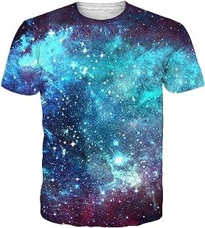 galaxy tie dye t shirt