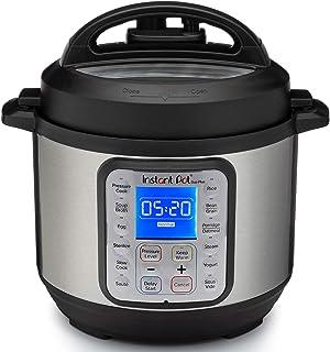 Instant Pot Duo Plus Mini Olla a presión 9 en 1, Olla de cocción Lenta, Olla arrocera, Olla a Vapor, salteado, Yogur y Calentador, 3 l, 13 programas de un Toque