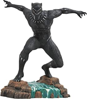DIAMOND SELECT TOYS Marvel Gallery: Black Panther Movie PVC Vinyl Figure