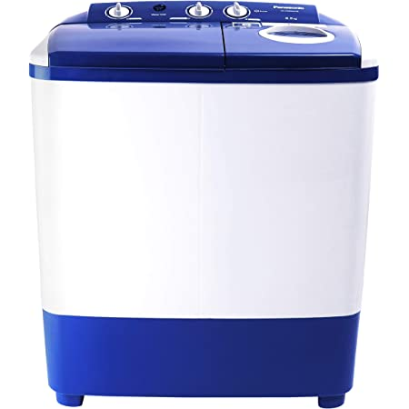 Panasonic 6.5 kg 5 Star Semi-Automatic Top Loading Washing Machine (NA-W65E5ARB, Blue, Powerful Motor)
