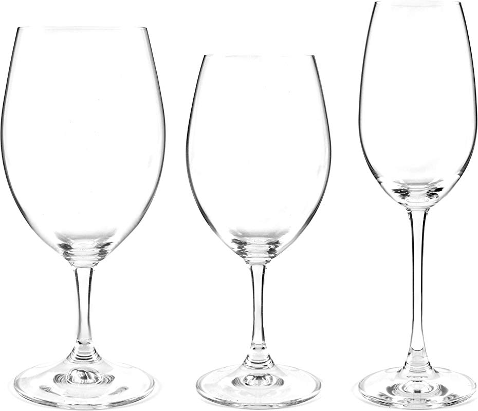 Riedel Ouverture 12 Piece Red White And Champagne Wine Glass Set