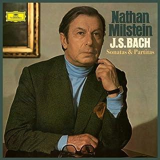 Nathan Milstein - J.S. Bach: Sonatas & Partitas For Solo Violin - VINYL