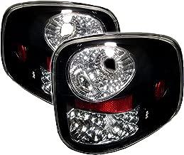 Spyder Ford F150 Flareside 97-03 LED Tail Lights - Black