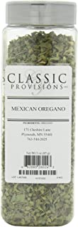 Classic Provisions Spices Oregano, Mexican Whole, 3 Ounce