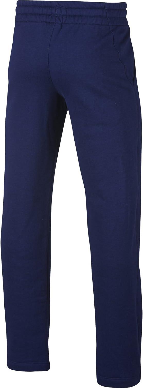 NIKE Sportswear Boys' Club Fleece Open Hem Pants : Clothing, Shoes & Jewelry