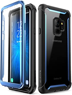 i-Blason Case for Galaxy S9 2018 Release,  Ares  Full-body Rugged Clear Bumper Case with..