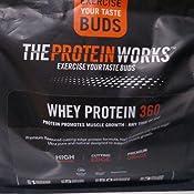THE PROTEIN WORKS Whey Protein 360 | Batido Alto En Proteínas ...