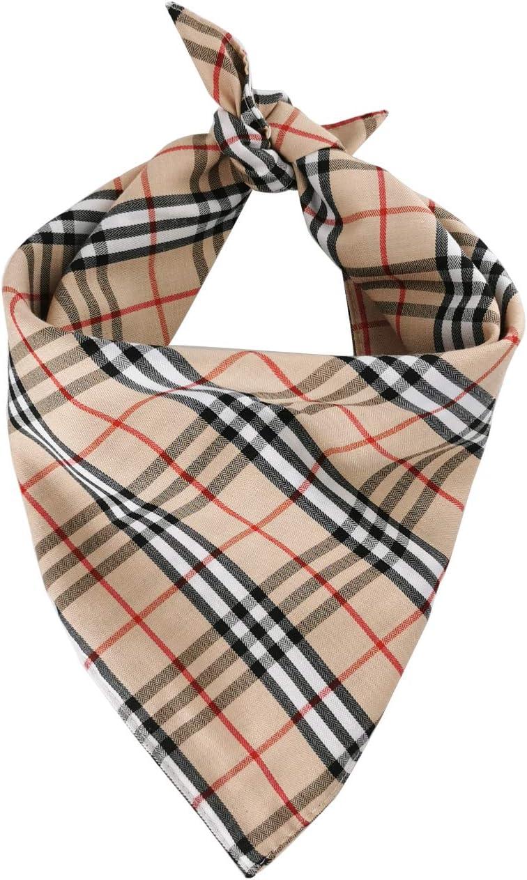Dog Bandana Washable Cotton Triangle Ranking TOP20 Seasonal Wrap Introduction Scarf Dogs for Ca Bibs