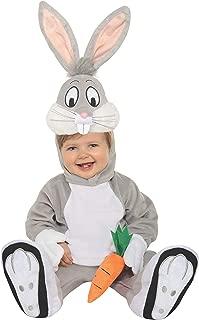 Looney Tunes Bugs Bunny Romper Costume
