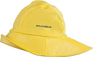Sandhamn 21 Souwester Hat, Yellow, X-Large