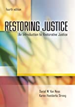 Restoring Justice, Third Edition: An Introduction to Restorative Justice