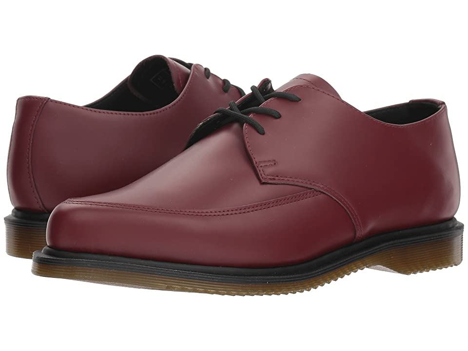 Dr. Martens Willis Creeper (Cherry Red Smooth) Shoes