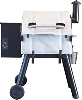 BBQ Butler Smoker Insulation Blanket for Traeger Pro 575, Traeger Pro 22 Series and Lil' Tex Elite - Thermal Insulated Blanket - Pellet Smoker Accessories - Keep Grilling During Winter