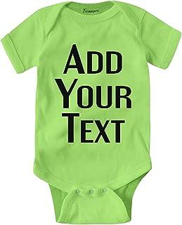 custom infant onesie