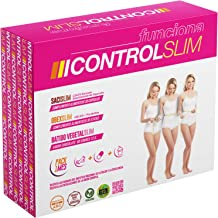 Powerful Fat Burning to Slimming Fat Burning Abdominal Weight Loss Pills Very Fast Weight Loss Diets ControlSlim AQUISANA Estimated Price : £ 58,19