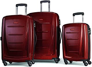 Winfield 2 Hardside Luggage with Spinner Wheels