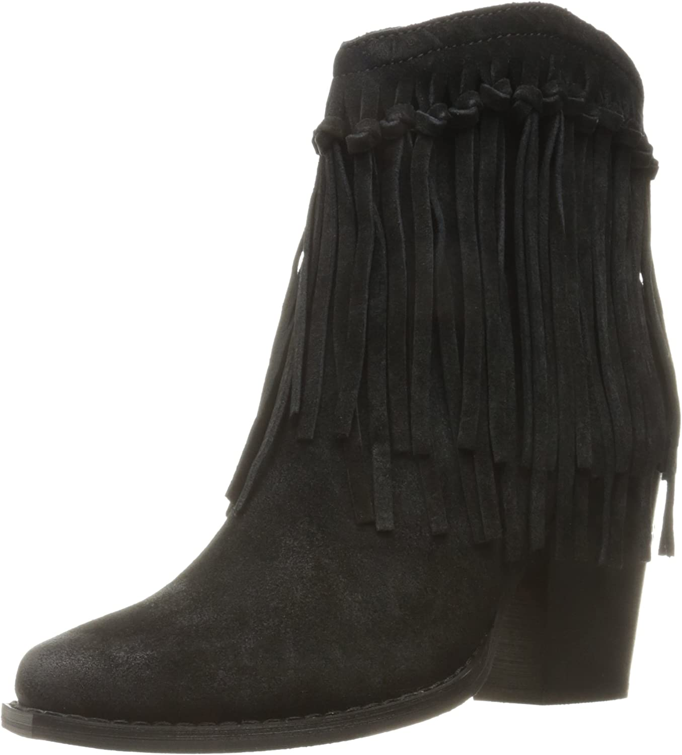 Very Volatile Womens Cupids Ankle Bootie