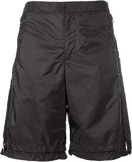 Luxury Fashion Mens SPG79S192Q04F0002 Black Shorts | Fall Winter 19
