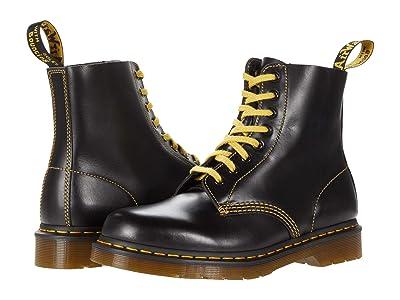 Dr. Martens 1460 Pascal (Dark Grey Atlas) Shoes