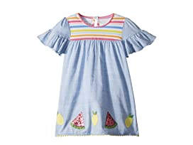 Chambray Fun in the Sun Dress (Infant/Toddler)