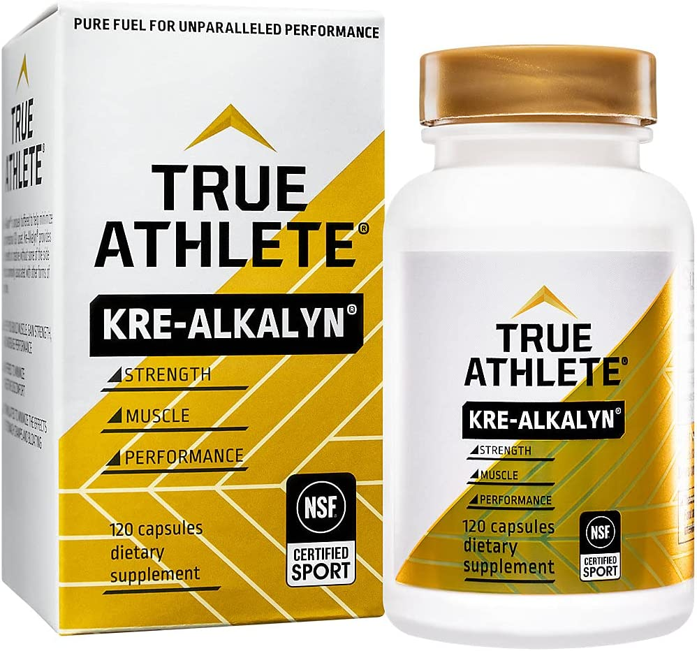 San Jose 2021new shipping free shipping Mall True Athlete Kre Alkalyn 1 500mg Gain Muscle Helps Streng Build