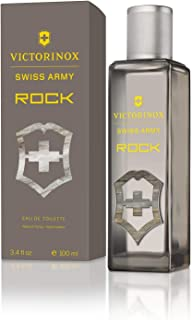 Swiss Army Victorinox Rock Cologne, 3.4 Ounce