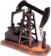 TG,LLC Treasure Gurus 1:48 O Gauge Scale Replica Oilfield Oil Pump Jack Rig Die Cast Pencil Sharpener