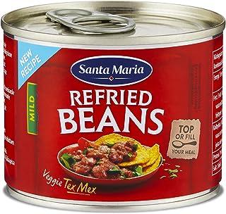 Santa Maria Tex Mex Refried Beans (Mild), 215 g