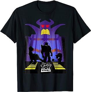 Disney Toy Story Beware Emperor Zurg Graphic T-Shirt