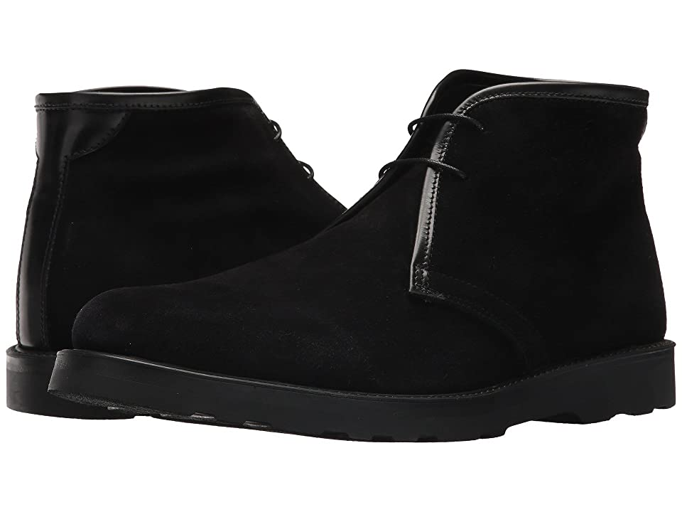 BUGATCHI San Gimignano Boot (Nero 1) Men