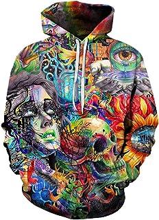 Catamaran Swag Hipster Unisex The Joker Hoodie Pullover Sweatshirt