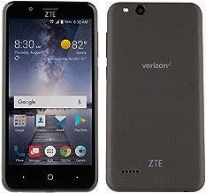$34 » ZTE VZW-Z839PP Blade Vantage 5 16GB 1.1GHz 2GB Prepaid LTE Verizon Smartphone, Black, Carrier Locked to Verizon Prepaid (Renewed)