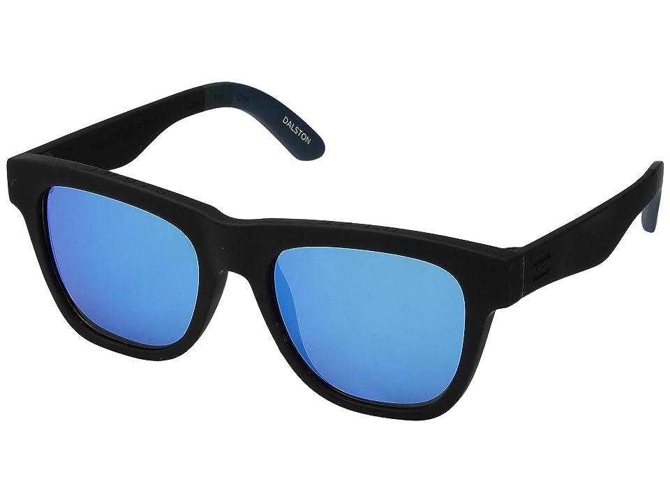 fb170634c5 TOMS TRAVELER by TOMS Dalston (Matte Black) Fashion Sunglasses