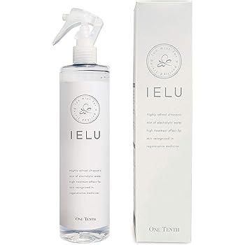 OneTenth IELU ultra pure 「飲めるほど安全×アルコール以上の除菌力」除菌スプレー トリガースプレータイプ 300ml 1本