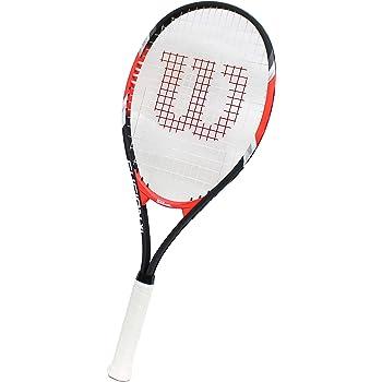Amazon   Wilson(ウイルソン) 硬式 テニスラケット FUSION XL ...