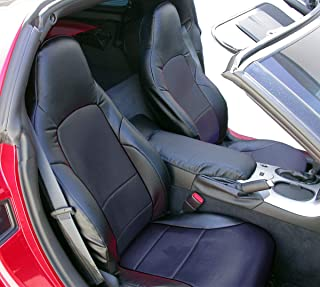 c6 corvette leather seats