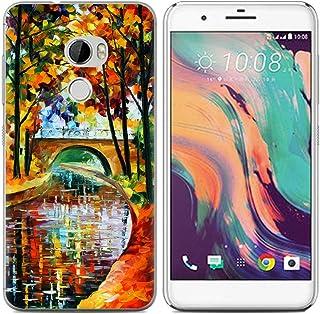 LLM Case for HTC One X10 Case TPU Soft Cover 4