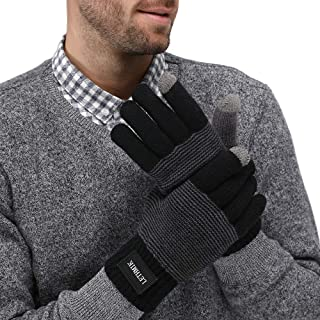 74a181d42e9 LETHMIK Unique MIX Knit Winter Gloves