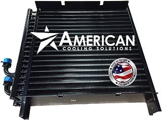 NEW Replacement KV23228 Hydraulic Oil Cooler for John Deere Skid Steer Loader 317 320