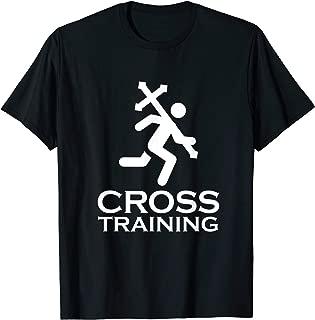 Cross Training Christian Workout T-Shirt