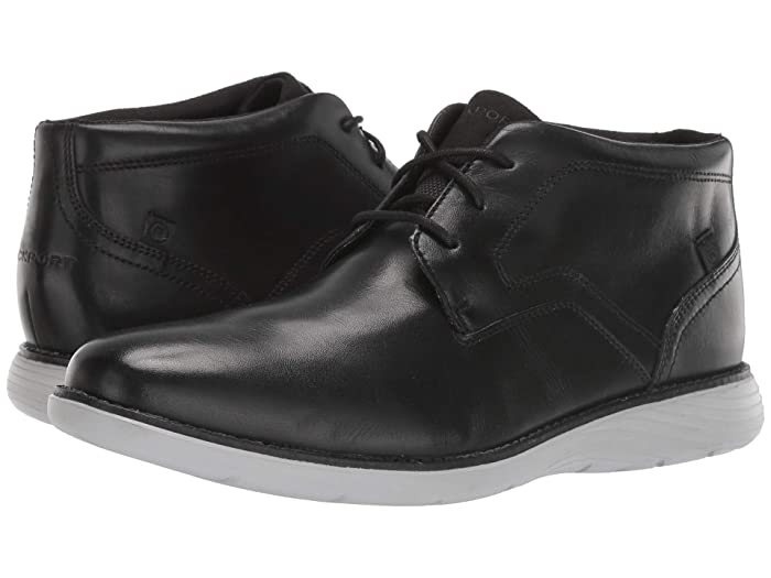 Rockport  Garett Chukka (Black) Mens Shoes