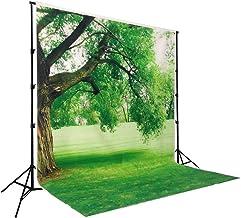 150cm*220cm(1.5m*2.2m)Pictorial cloth(de vinilo delgada)Natural de fondo la fotografía vinilo delgada tela impreso fondo para estudios, recién nacidos foto telones envío gratis D-662