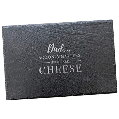 Funny Birthday Gift Cheese Board For Dad