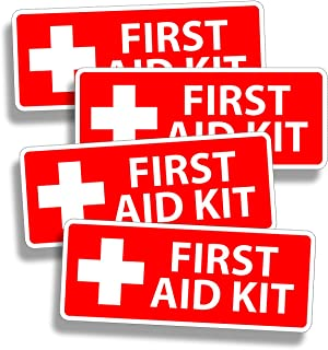 Best first aid kit decal Reviews