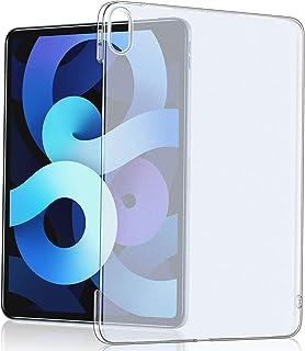 [Amazonブランド] Eono(イオーノ) iPad air 4 ケース 2020 10.9インチ対応ケース [透明なつや消し背面シェル] [スリム & ハードケース] [iPad Air 4対応] – 半透明