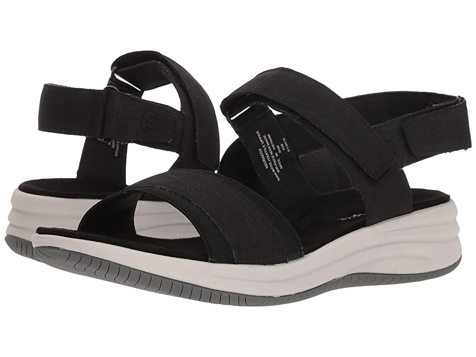 Easy Spirit Draco 3 (Black/Black) Women