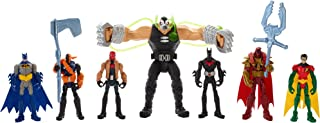 DC Comics Batman Gotham City Bane Battle Figures 7-Pack(Discontinued by manufacturer)