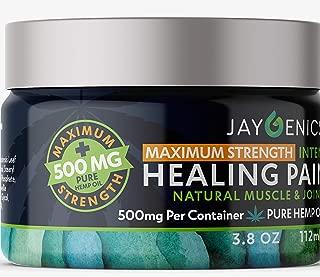 oxygen healing pain rub